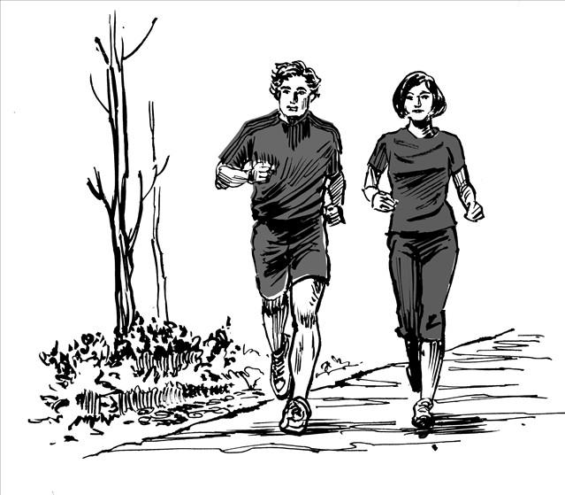 近年来国内越来越多的马拉松赛事增加短程的参赛组别,也越来越多爱好者投入其中,当中不乏以瘦身为目标的慢跑者,但多少心里会存在着一些疑问,没人给予合适的解答,这里为大家解决几个常见的迷思。  迷思一:跑越多,膝盖痛?   多数的跑者会发现,很多同好、甚至自己在跑步生涯中多少会出现伤痛,最常见的就是膝盖,跑多了就等于伤膝盖吗?