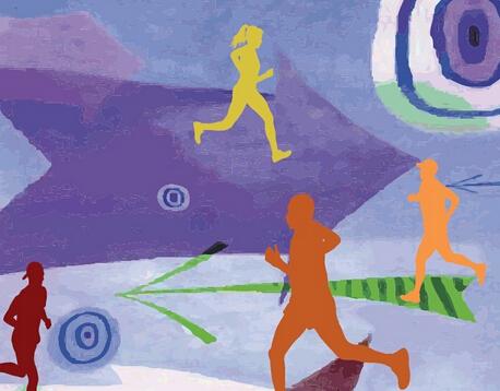 寻找完美目标,激发跑步潜能图片